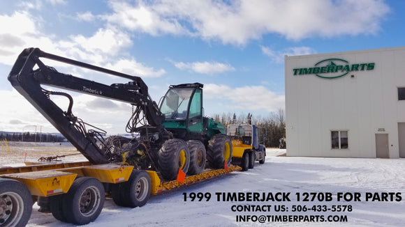 1999 TIMBERJACK 1270B FOR PARTS
