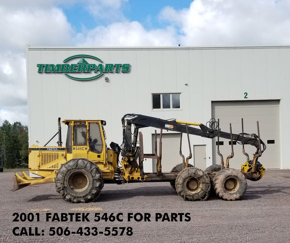 USED PARTS FABTEK 546C | TIMBERPARTS