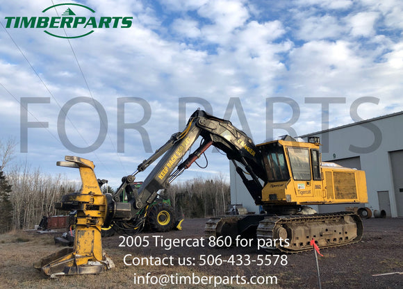 Forestry Equipment Salvage Yard   Used Forestry Parts