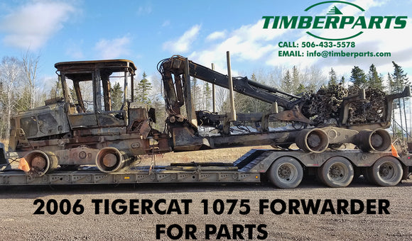 2006 Tigercat 1075 Forwarder Timberparts