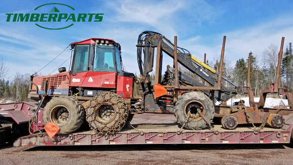 Timberparts Store: Forestry and Logging Parts and Equipment