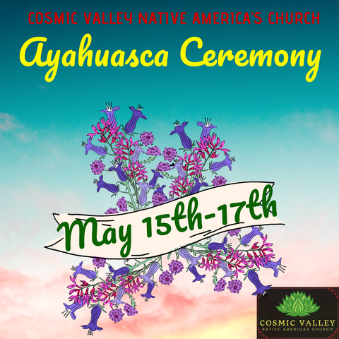 Seattle, WA: US Ayahuasca Ceremony May 15th-17th 2020 (Full)