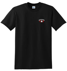 Blackwater T-shirt Nice Tee for Defense Contractor.