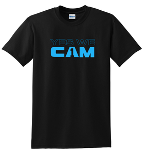 Yes We Cam T-shirt Carolina Panthers t-shirt