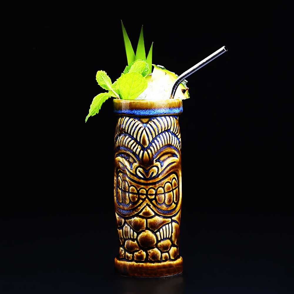 Tiki Mug cocktail Islander