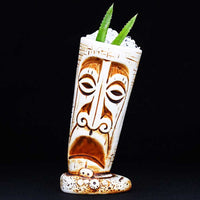 Cocktail Tiki Mug Big Face 1