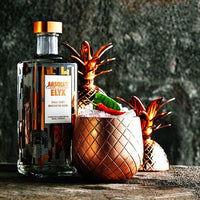 Moscow Mule Pineapple