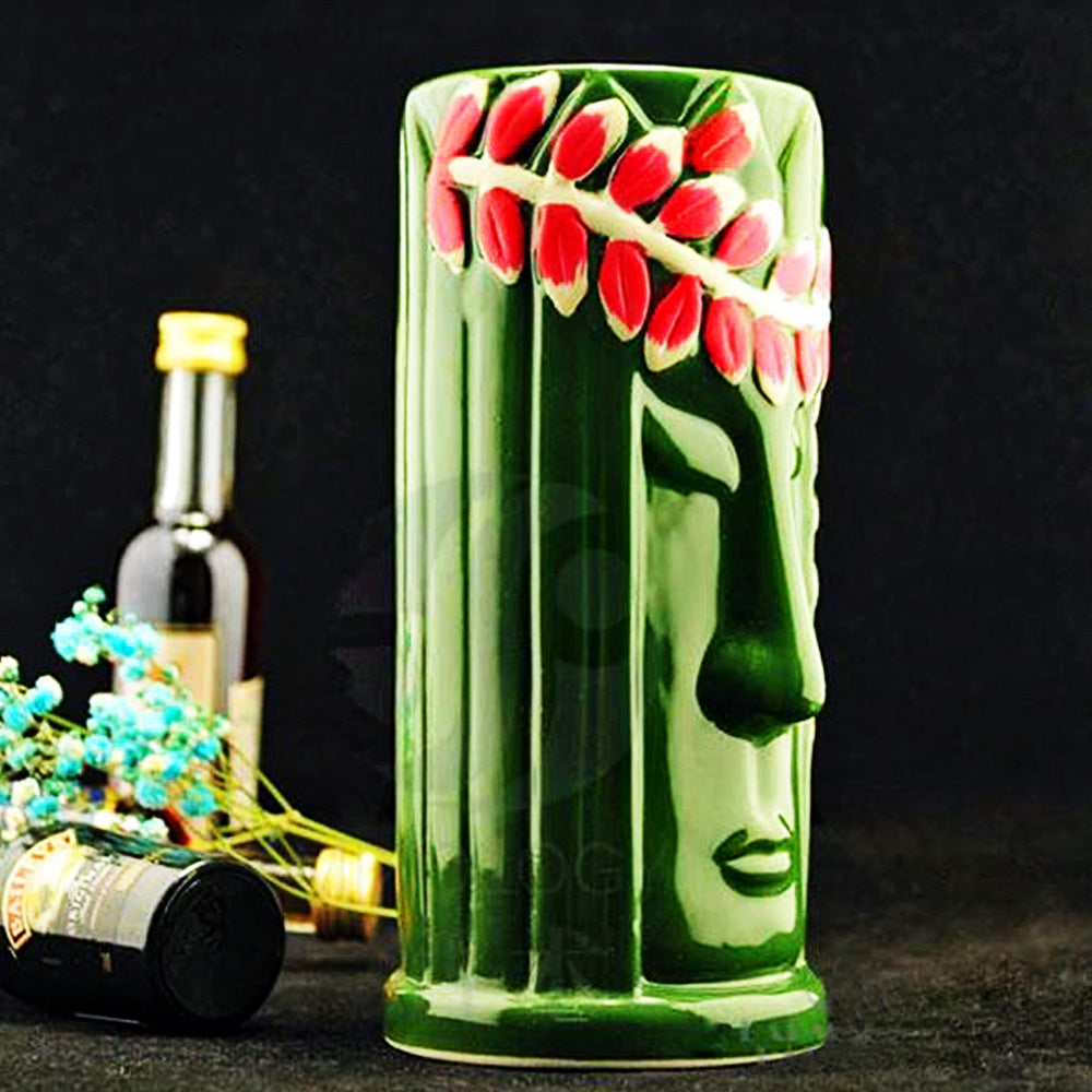 Cocktail Tiki mug Tahitian