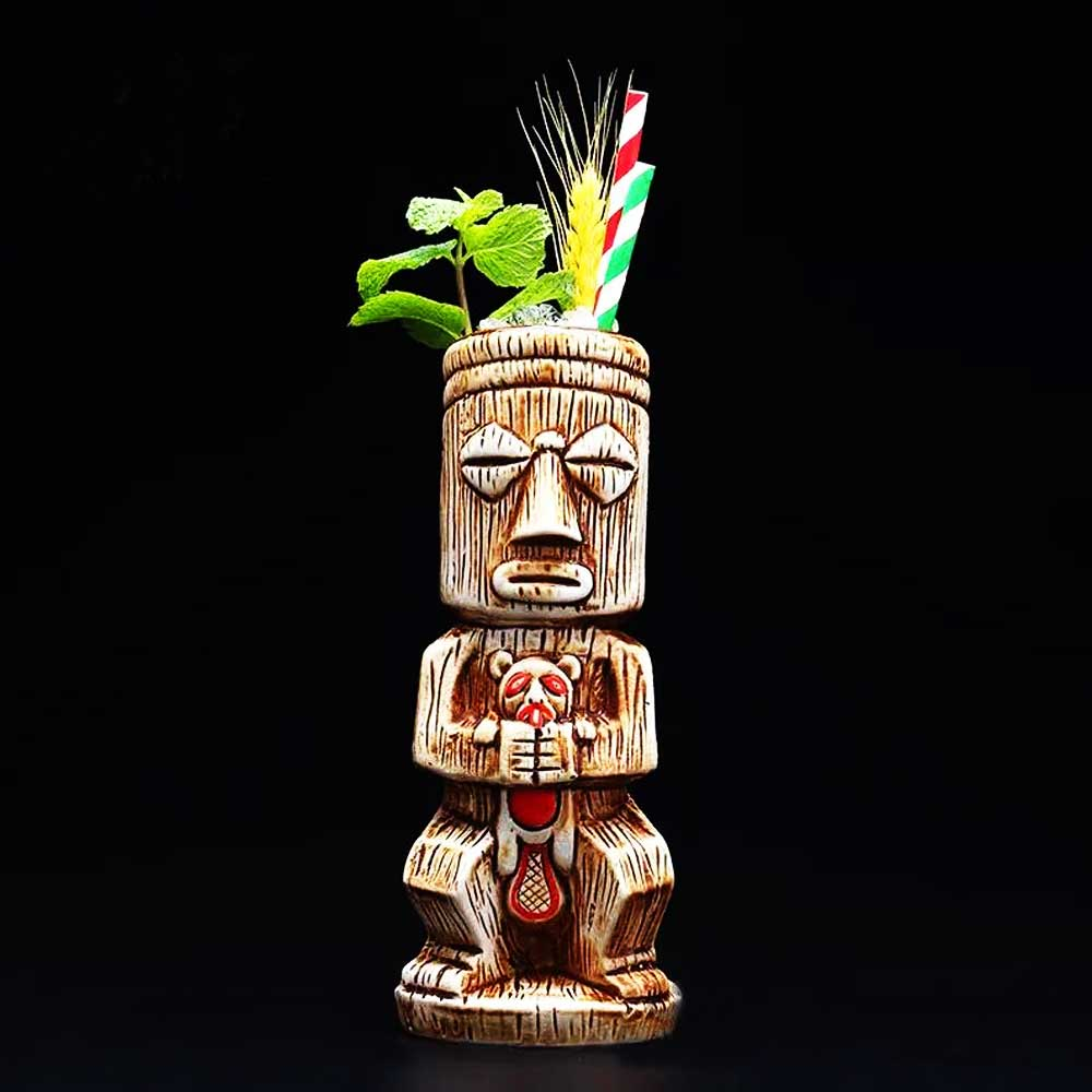 Mug cocktail Tiki Aloa 1