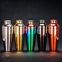 Ultimate Colors French Shaker 5 couleurs