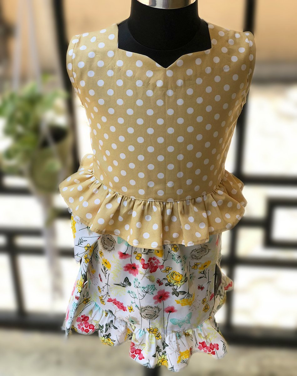 Little Fashionista - Skirt & Top