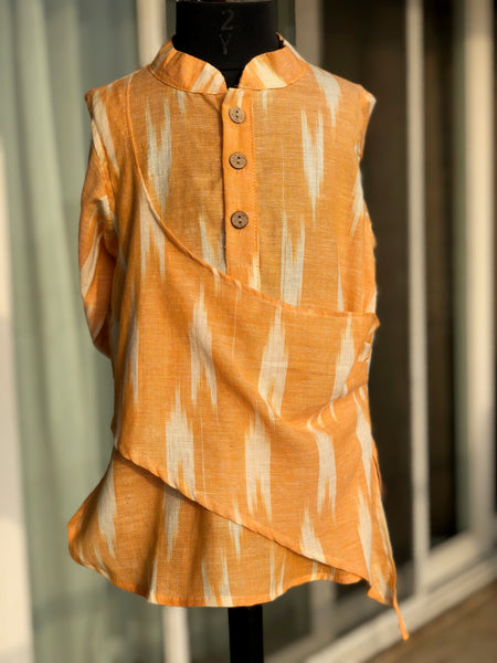 Ikat Kurta - Child