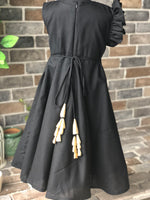 Black Beauty - Long Dress