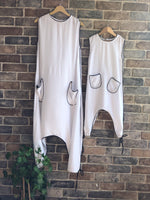 Uber Chic Jumpsuit - Twinning for mommy & daughter