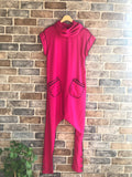 Think Pink Jumpsuit - Mommy