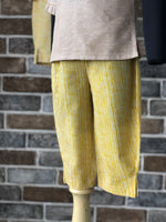Rustic Yellow - Kurta Pants