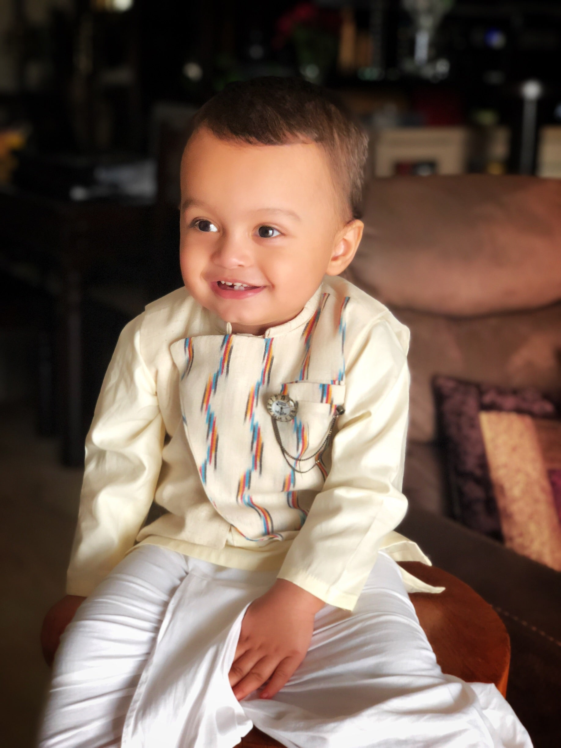 Babumoshai - Kurta-Bandi-Dhoti for Boys