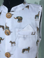 Safari - Child Bandi for Boys