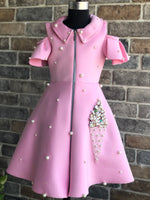 Candy Floss - Couture Dress