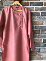 Dusty Pink Kurta - Daddy
