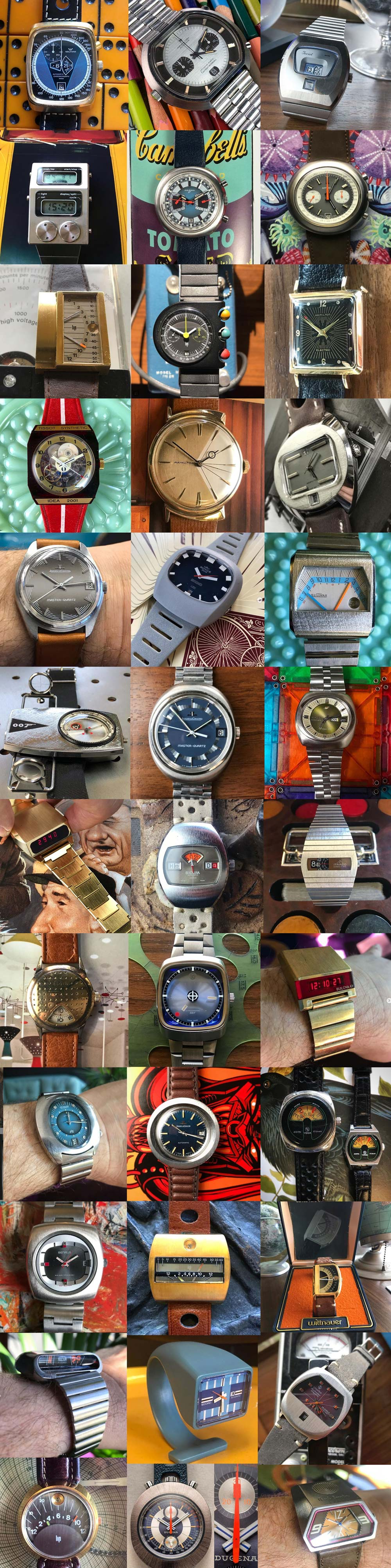 Horolovox formerly Watchismo vintage watch collection