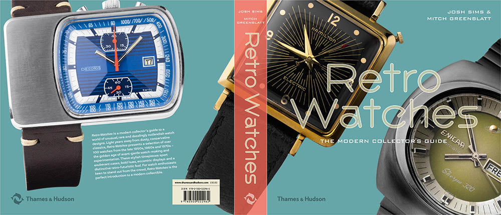 Retro Watches from Thames & Hudson