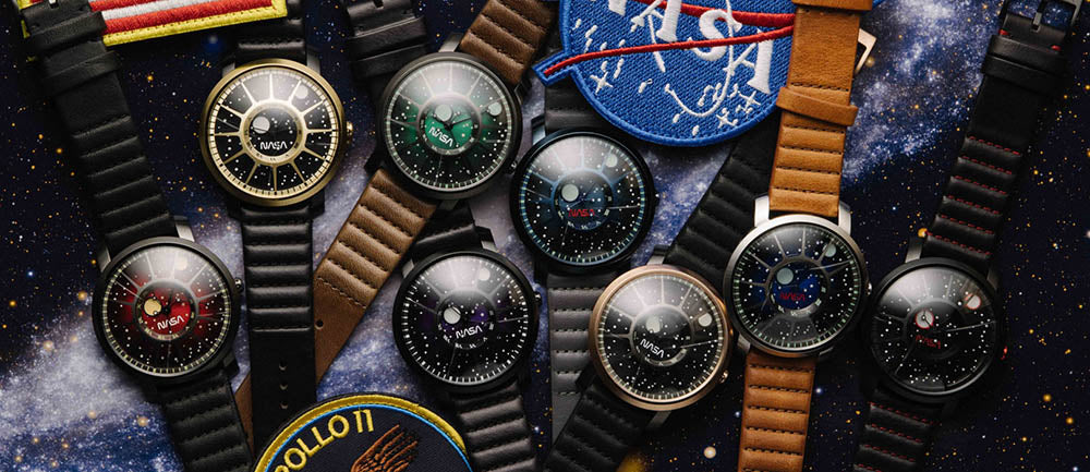 Xeric NASA Apollo 11 Anniversary watches