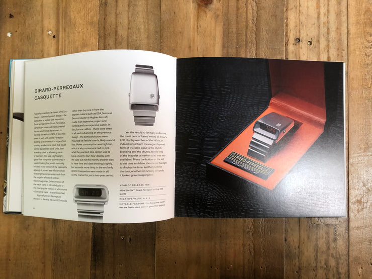 Retro Watches : The Modern Collector's Guide - The Horolovox Collection Signed Limited Edition Imprint