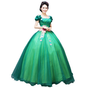 Hot Princess Ball Gown One Shoulder Quinceanera Dresses Floor Length Tiered Organza Lace Up Handmade Flower Prom