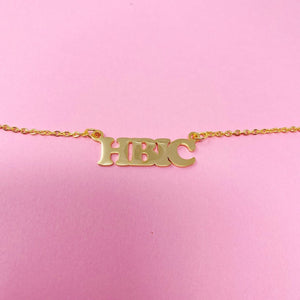HBIC Necklace