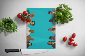 Rappers Cutting Board