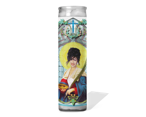 Selena Quintanilla Prayer Candle