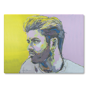 George Michael Cutting Board