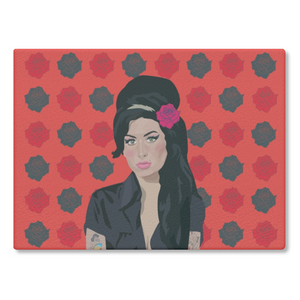 Amy Winehouse Cutting Board
