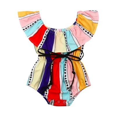 Resort Baby Romper