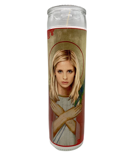 Buffy The Vampire Slayer Prayer Candle