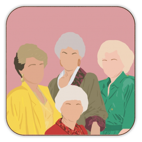 Golden Girls Coaster