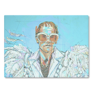 Elton John Cutting Board