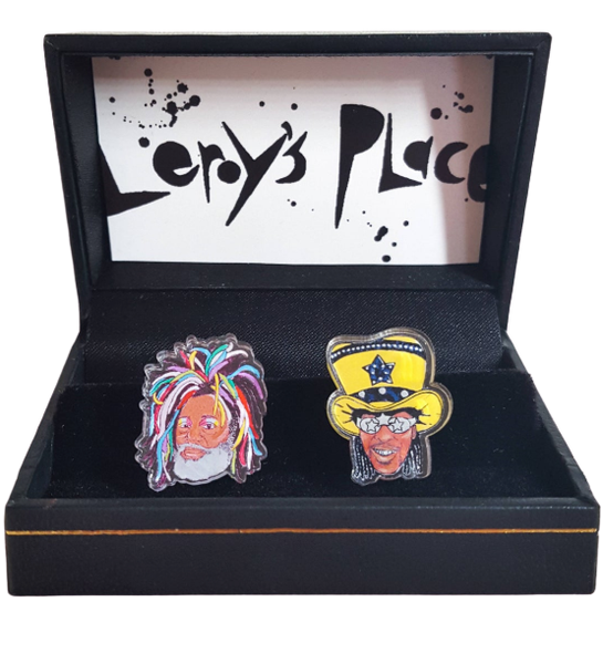 Totally Funkadelic Cuff Links