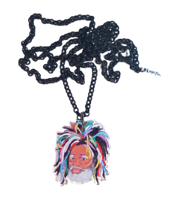George Clinton Necklace