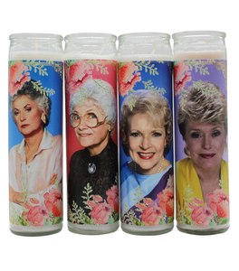 Golden Girls Prayer Candle Set