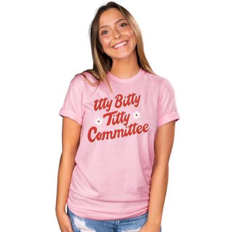 Itty Bitty Committee Tee Shirt