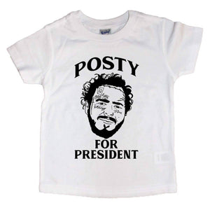 Post Malone Kids Tee