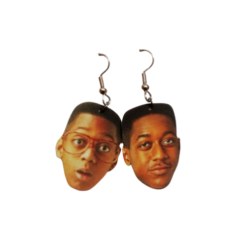 Steve And Stefan Earrings