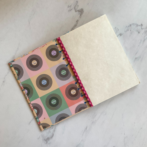 Mini Happy Days Writing Journal/Notebook