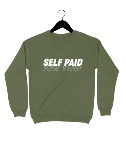 Self Paid Sweatshirt