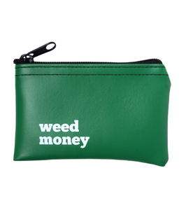 Weed Money Zip Pouch