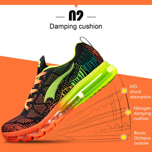 YERWSLON Men's Running Shoes 3D Knit Lightweight Casual Walking Athletic Sports, Gym Tennis Workout Sneakers