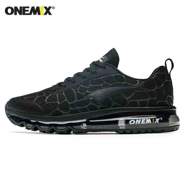 ONEMIX Air Running Sneakers Outdoor Air-knit Mesh Vamp Athletic Shoes