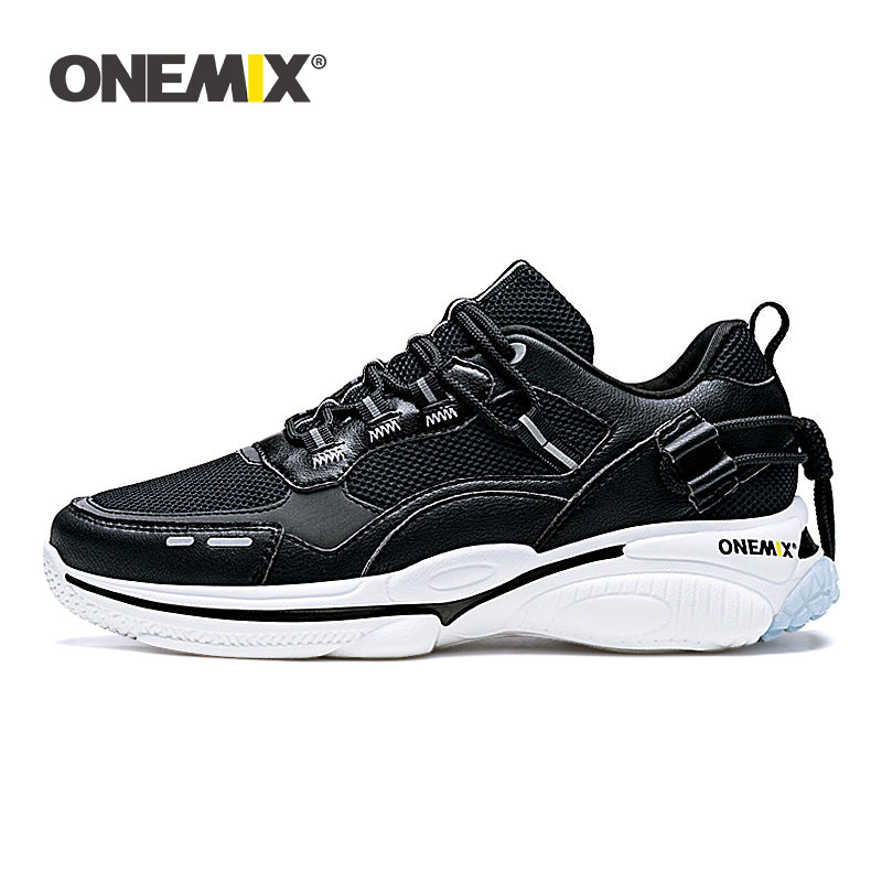 ONEMIX Mens Running Shoes Women Sports Shoes Ultra Boosts Cushioning Sneakers